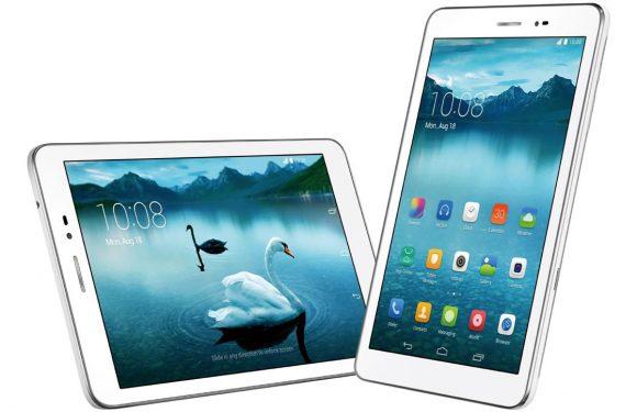 Honor T1: dunne tablet met 8 inch-scherm voor 130 euro