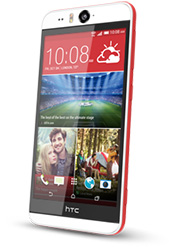 HTC Desire Eye lollipop