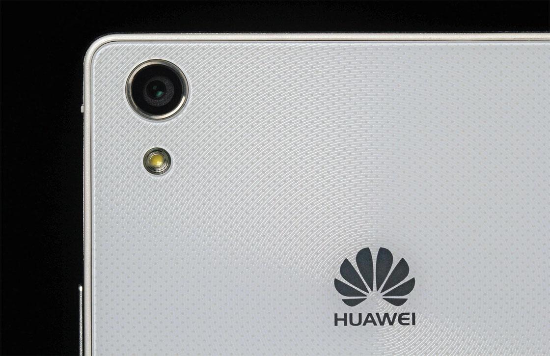 'Huawei verkocht 75 miljoen smartphones in 2014'