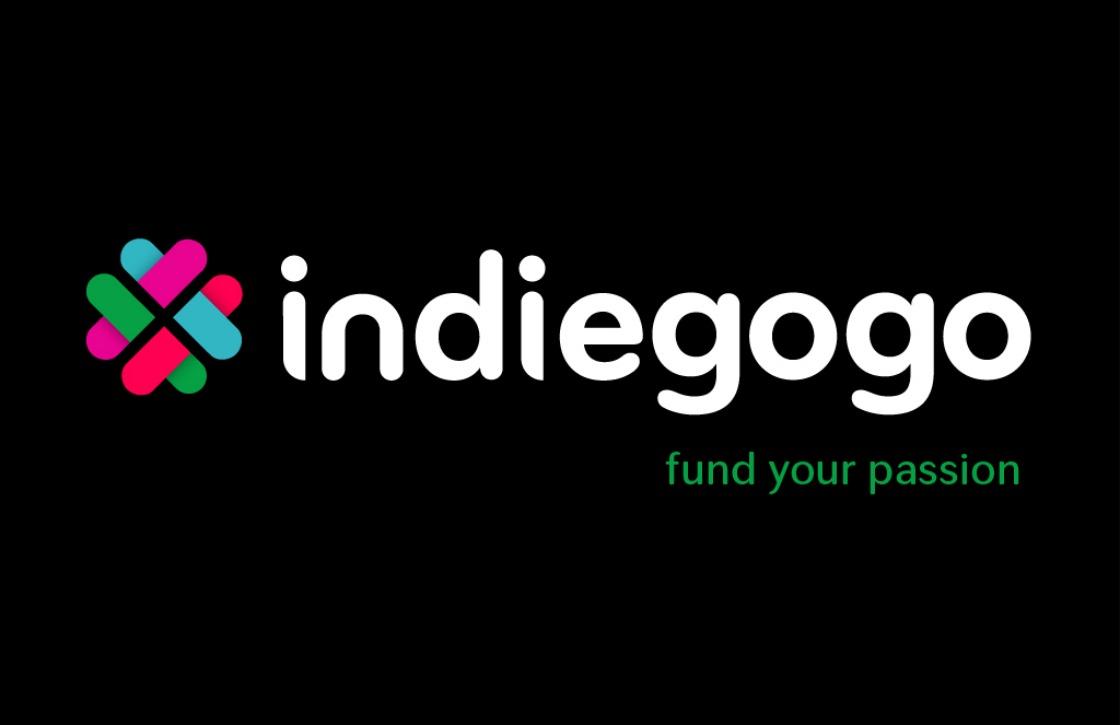 Crowdfundingplatform Indiegogo brengt Android-app uit