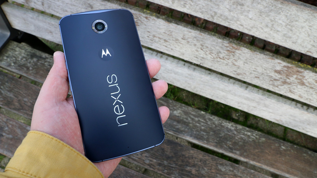 nexus 6 display