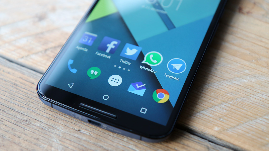 Nexus 6 Android 7.1-release