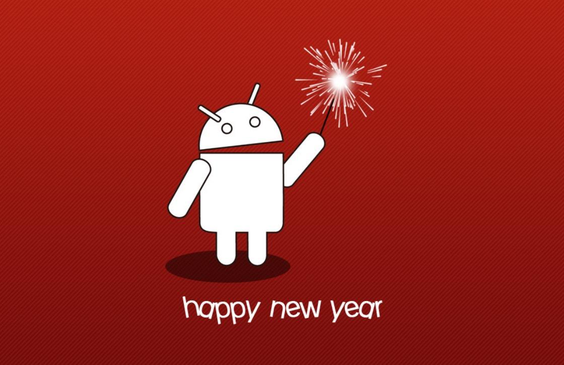 Android Planet wenst je een gelukkig 2016!