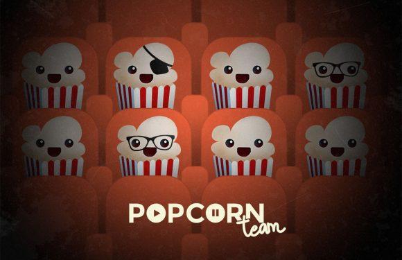Android-app van PopcornTime.io in ontwikkeling