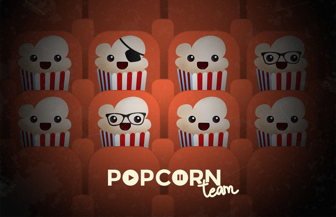 Waarom Popcorn Time illegaal is