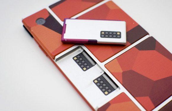 Googles modulaire smartphone krijgt Tegra K1-chip