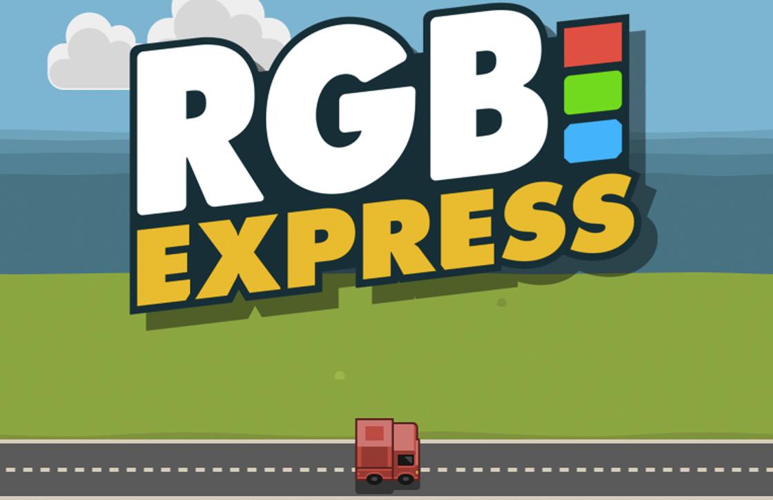 RGB Express: uitdagende puzzelgame nu ook voor Android