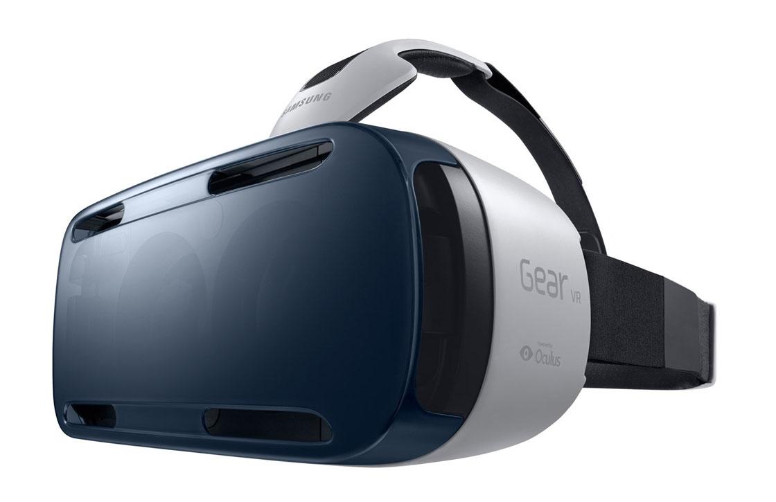 Samsung Gear VR uitgesteld tot begin 2015