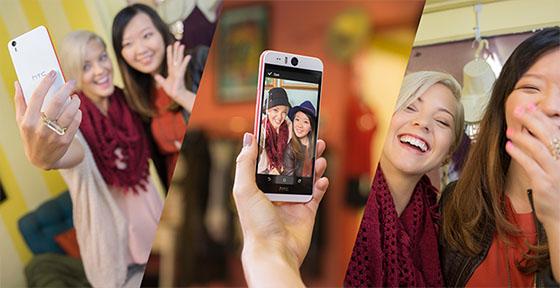beste selfie smartphones