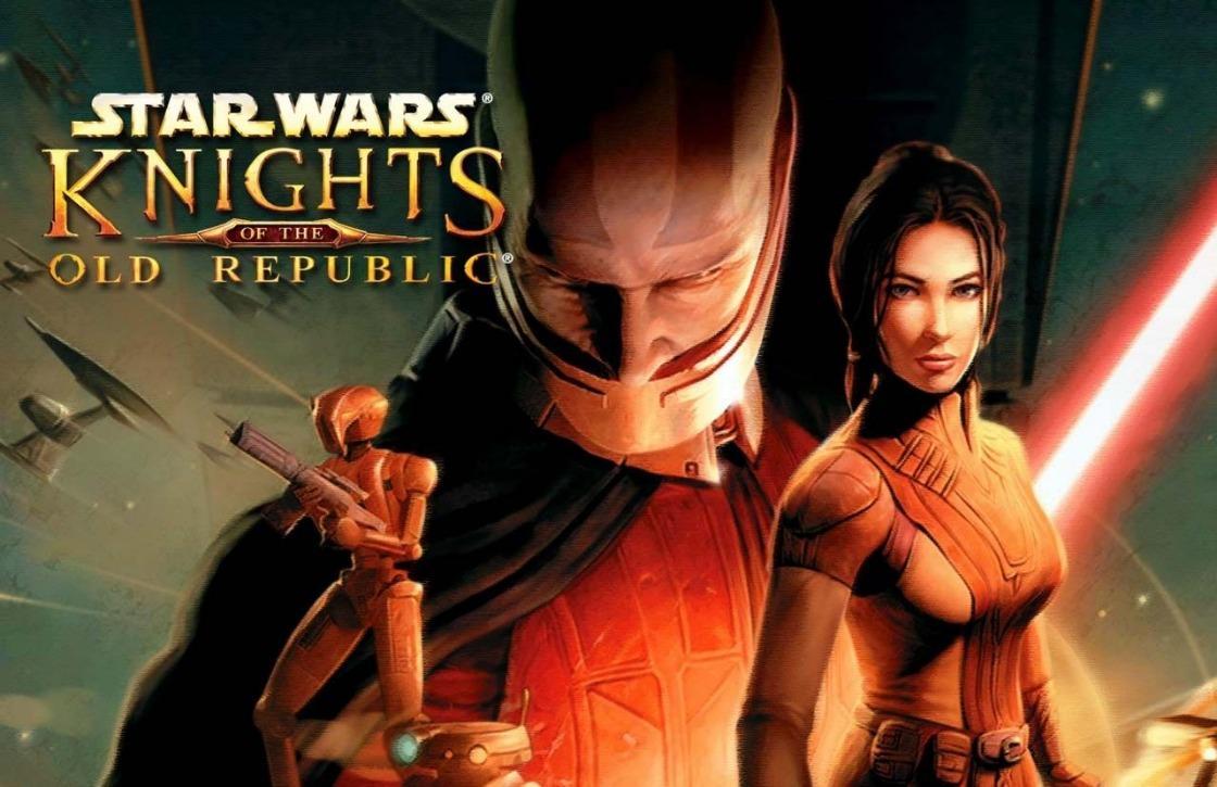 Klassieke rpg Star Wars: Knights of the Old Republic nu te downloaden