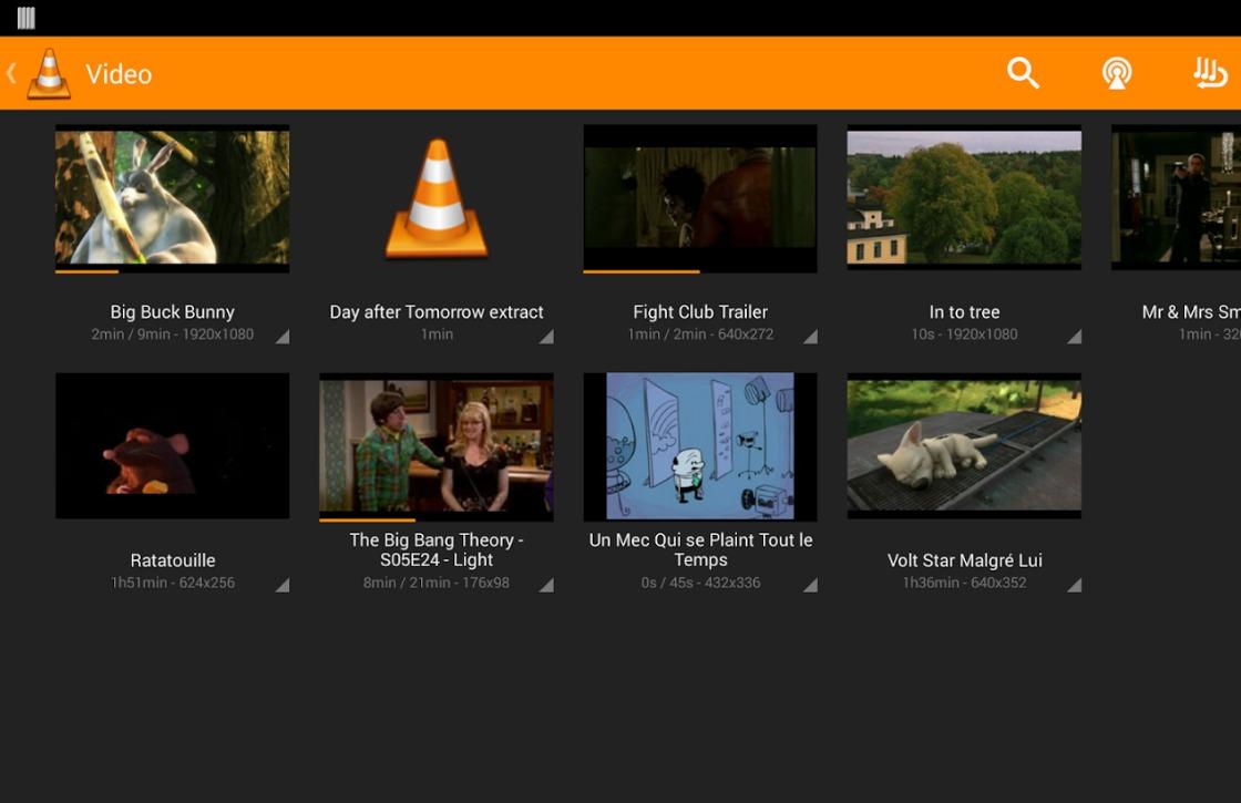 Videospeler VLC voor Android uit beta en te downloaden