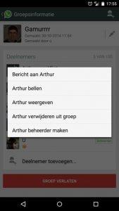 whatsapp-beheerder