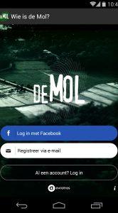 Wie is de Mol Android