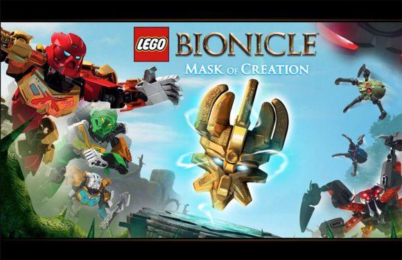 LEGO Bionicle: speelgoedreeks komt tot leven in nieuwe game