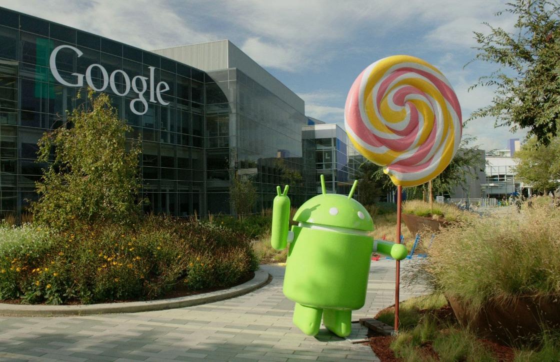 'Lollipop crasht minder vaak dan iOS 8'