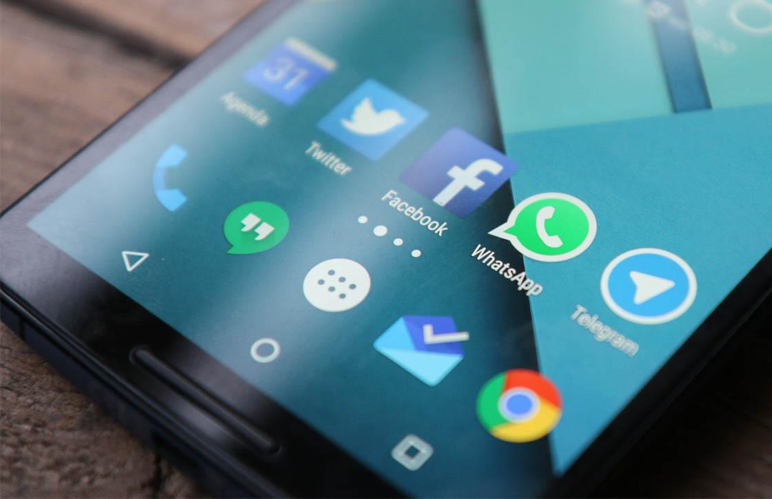 'Android-gebruikers gooien vaker apps weg dan iOS-gebruikers'