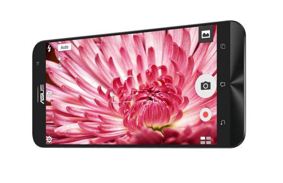 Nieuwe smartphones Asus hebben maar liefst 4GB aan werkgeheugen