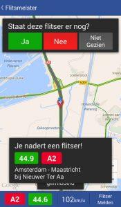 flitsmeister in belgie