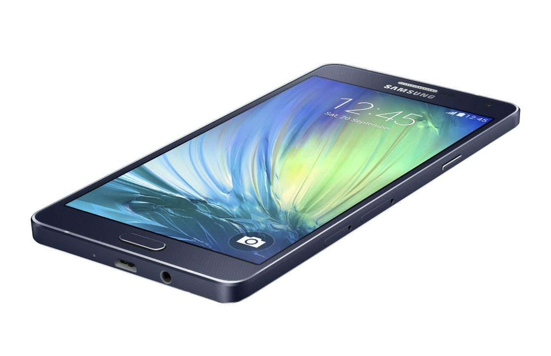 Samsung introduceert metalen Galaxy A7