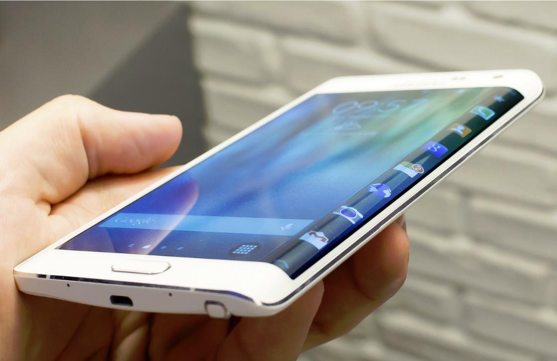 'Samsung Galaxy S6-model krijgt scherm dat over zijkanten loopt'