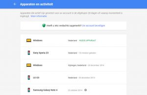 google account tip