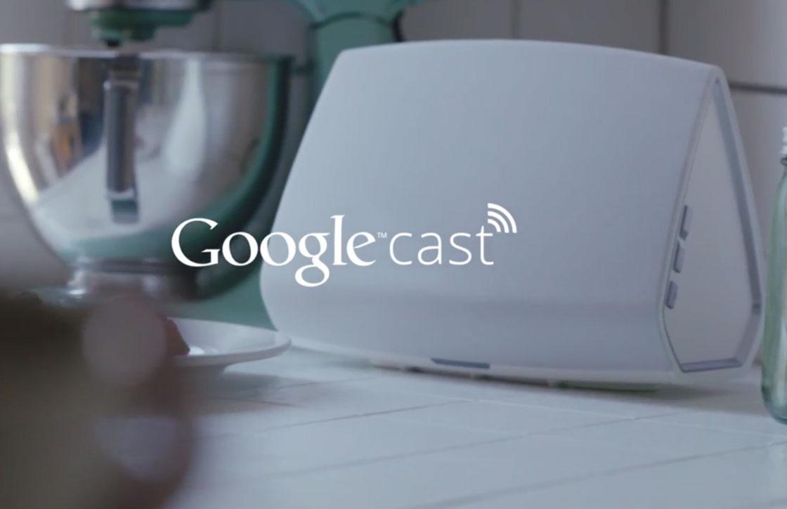 Google Cast for audio is Chromecast voor muziek