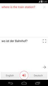 google translate-app