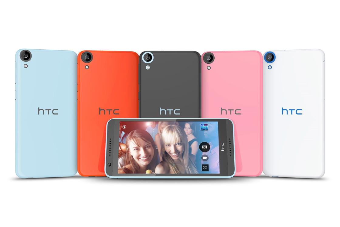 HTC Desire 820 Review: vlotte smartphone met matig scherm