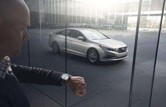 Start een Hyundai vanaf je pols met deze Android Wear-app