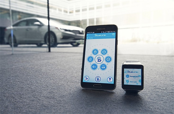 hyundai android wear