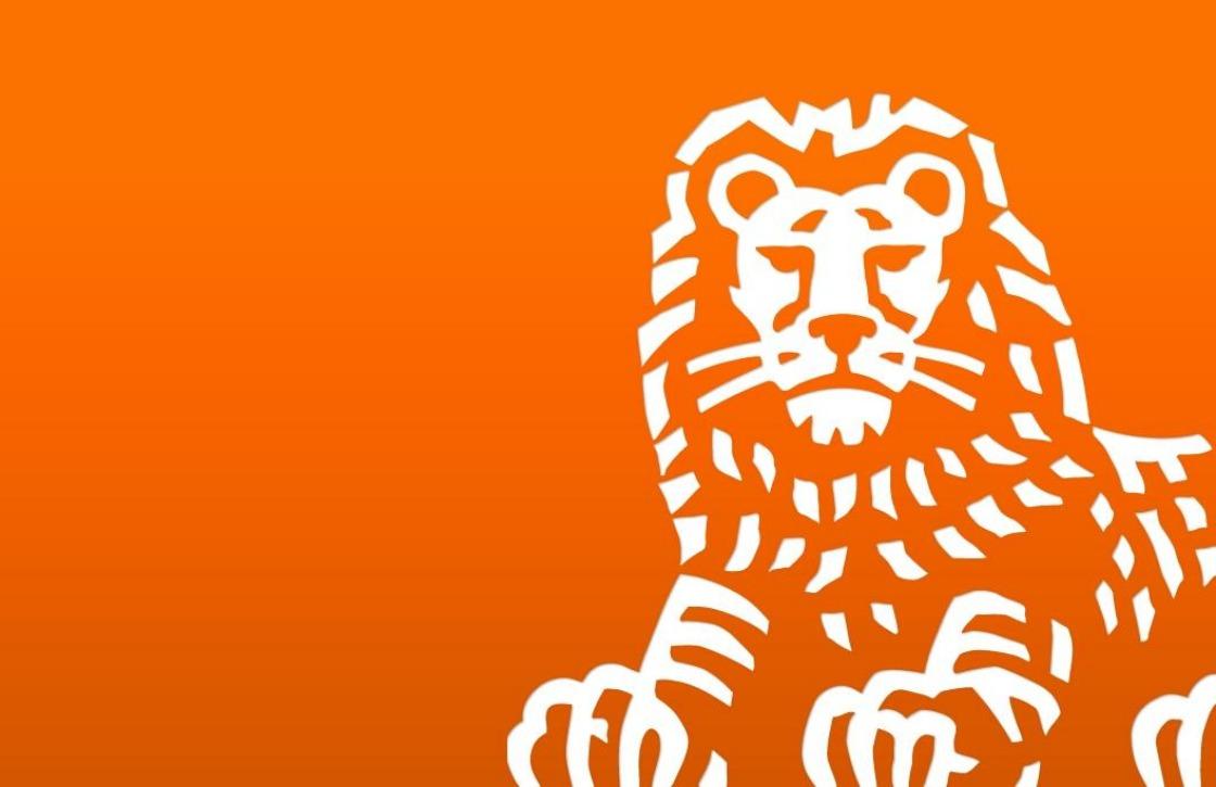 ING-app voorzien van fris nieuw design
