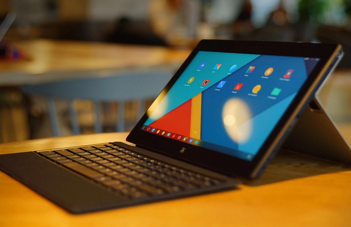 Ex-Googlers presenteren Surface-kloon met Android