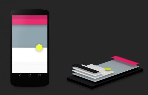 Navigatie in Android-apps verplaatst zich naar nieuwe balk