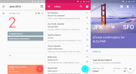 materialdesign-screens