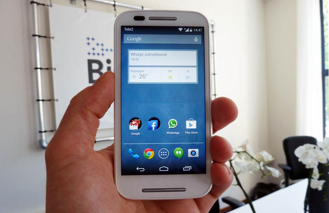 Gerucht: Motorola werkt aan nieuwe Moto E zonder 4g