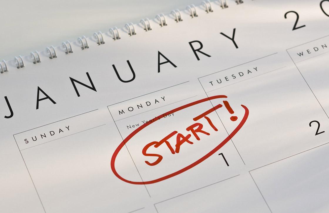 Realiseer je goede voornemens voor 2015 met deze 5 handige apps