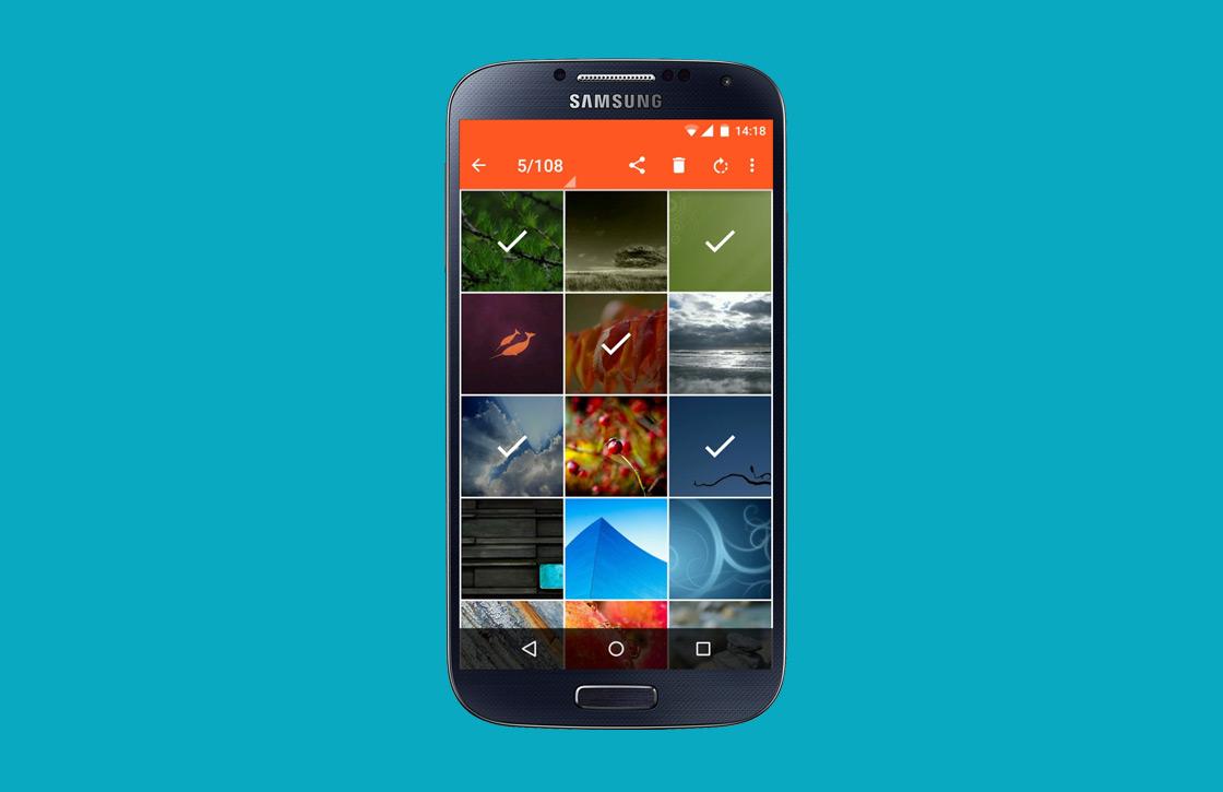 QuickPic: stijlvolle en lichte fotogalerij-app met Material Design