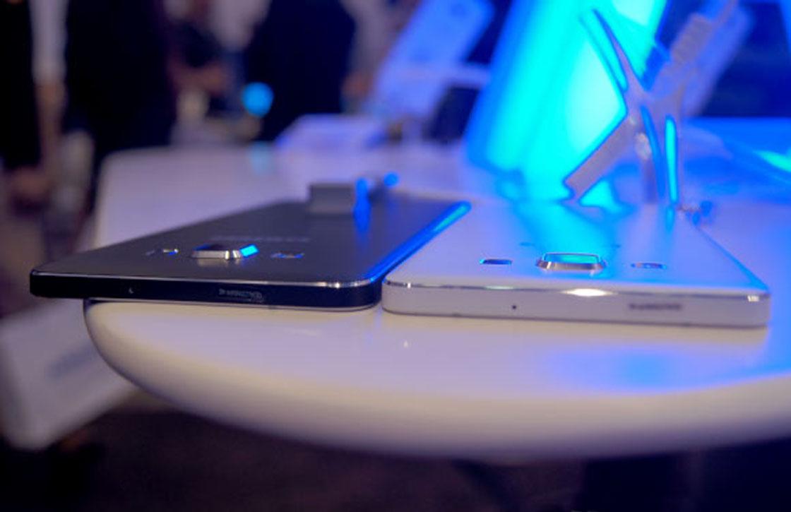 Foto's: Samsung toont zijn dunste smartphone ooit