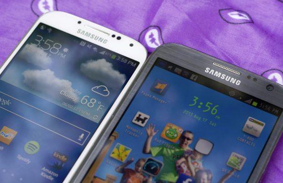 'TouchWiz in Galaxy S6 door gebruiker aan te passen'