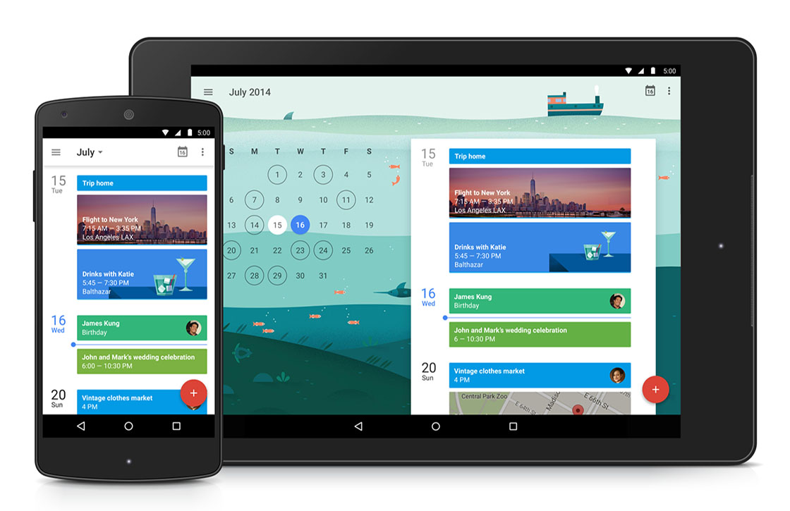 Google Agenda krijgt met update maandweergave terug