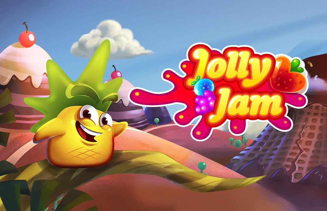 Jolly Jam: nieuwe game van de makers van Angry Birds