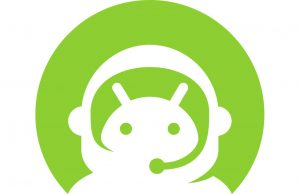 android planet logo