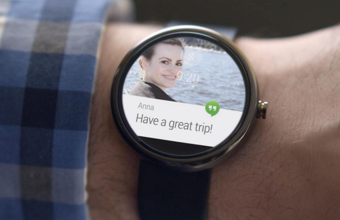 Nederlands binnenkort ondersteund op alle Android Wear-smartwatches