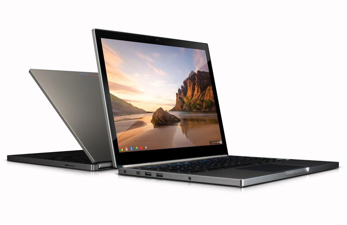 Stapsgewijs een nieuwe Chromebook instellen