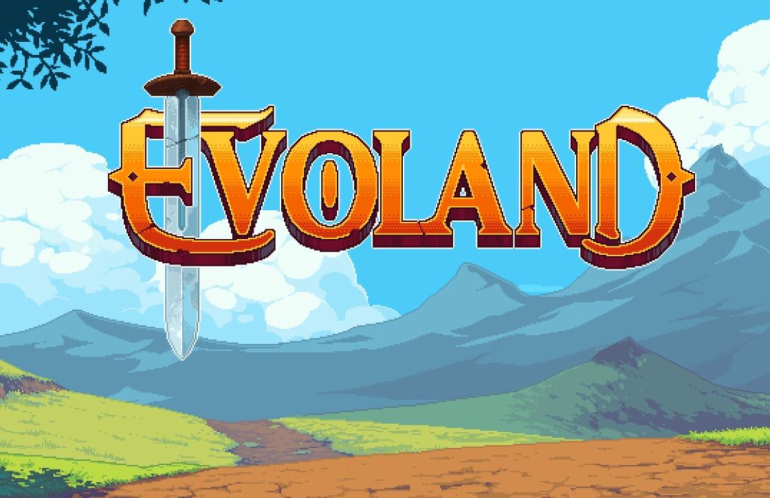 Evoland is een geweldige interactieve geschiedenisles in games