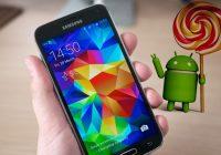 Update voor stille modus Galaxy S5 uitgerold in Nederland