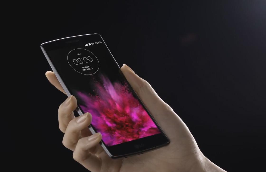 Deze video laat de LG G Flex 2 in al zijn glorie zien