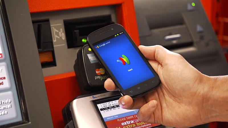 vernieuwde Google Wallet