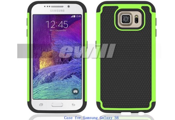 Galaxy S6 hoesjes