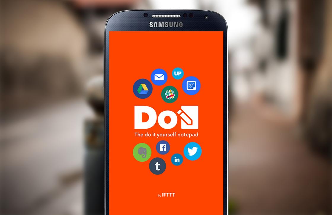 IFTTT komt met drietal slimme apps en nieuwe naam